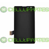 Tactil Nokia Lumia 1020 Lcd Display Touch 100% Original