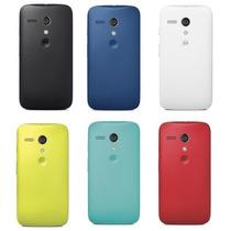 Tapa Trasera Celular Motorola Moto G2, N,b,v, A, Wigo