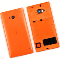 Tapa Trasera Para Bateria Nokia Lumia 930 Naranja Orange