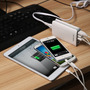 Cargador Usb Poweradd Ipad Iphone Table Galaxy Smartphone