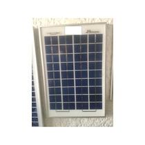 Panel Solar 10w Marco Aluminio Larga Vida Util