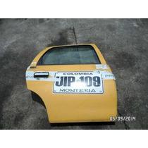 Puerta Trasera Derecha Chevrolet Corsataxis Power (2003)