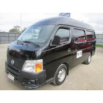 Nissan - Urvan 3000 Diesel Panel Techo Alto Trg526