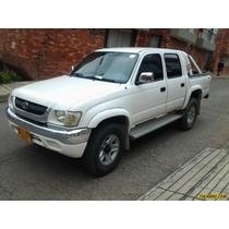 Toyota Hilux 2.4l Mt 2400cc 4x4