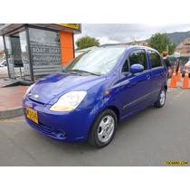 Chevrolet Spark 2012 Mt 1000 Cc Aa