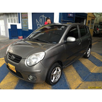 Kia Picanto Morning Mt 1100cc Sa