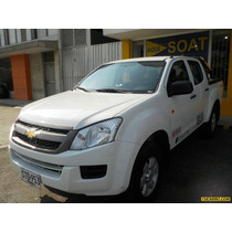 Chevrolet Luv D-max Placa Blanca