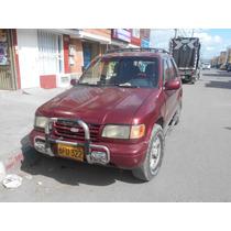 Kia Sportage Motor 2000 4x4 Rojo