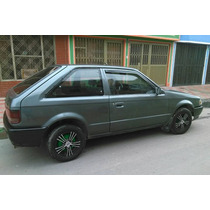 Vendo Carro Familiar Mazda Cupe 323,hb,modelo 93,barato