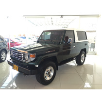 Toyota Land Cruiser 1996 Fzj73 Mt 4.5 Pm Aa Fe