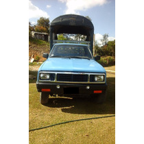Chevrolet Luv 1600 Cc 4 X 4 En Estacas