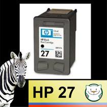 Cartucho Hp 27