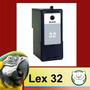 Cartucho Lexmark 32
