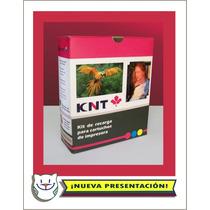 Kit De Recarga Para Cartuchos Canon Color: 31, 41, 141, 211
