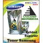 ** Nuevo ** Toner Polvo Samsung Clp325 Color