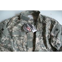 Chaqueta Militar Us Army Desierto Acu Digital Medium Regular