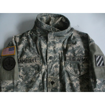 Chaqueta Militar Us Army Field Jacket Acu Digital T-s-m