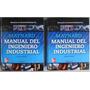 Maynard Manual Del Ingeniero Industrial 5 Edicion 2 Tomos