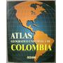 Atlas Geográfico Universal Y De Colombia - Oceano