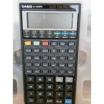 Calculadora Científica Casio Fx-4500pa 242 Funciones Program