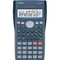 Calduladora Cientifica Casio Fx-82ms 2-line Display 240 Func