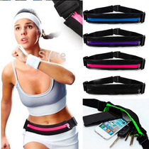 Cinturon Canguro Unisex Para Deportes Aerobics Ciclismo