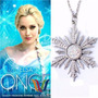 Collar Frozen Anna Ana Elsa Once Upon A Time Erase Una Vez
