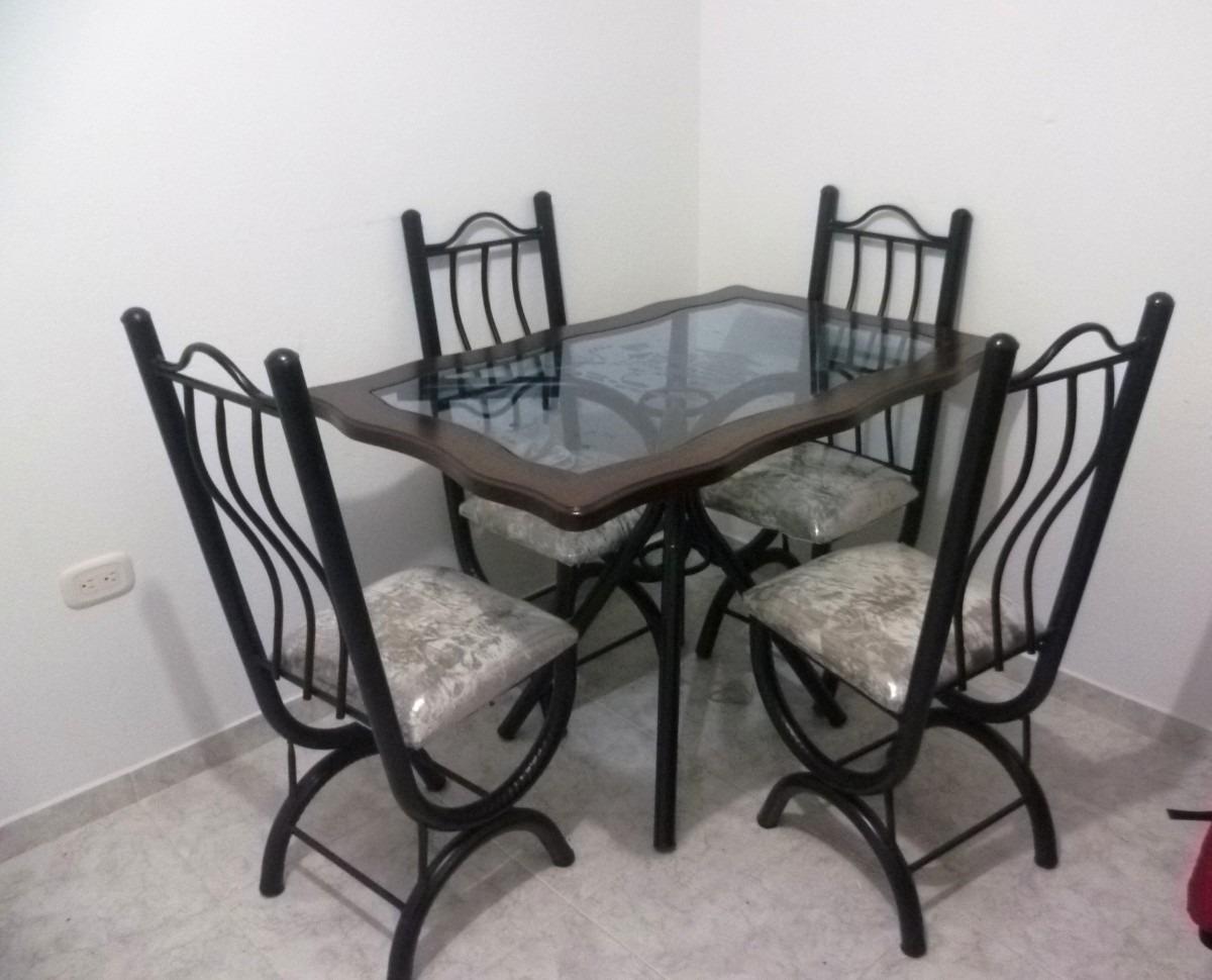 Comedor comedores 4 sillas monterrey decoraci n de - Sillas para comedores ...