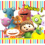 Kit Imprimible Baby Tv - Todos Los Personajes Cumple Tarjeta