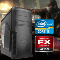 Pc Gamer Titan: Intel Corei5, Gtx760 O R9 280, 8gb Ram, 1tb!