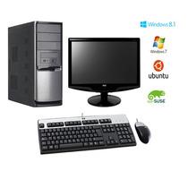 Computador Intel Core I3 2120 + Monitor Lcd 18.5 Usado
