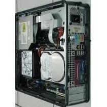 Gran Remate Cpus Dell Optiplex Gx 520 Ddr2 Celeron Baratas