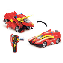 Vtech Carro Rc Transformer Dinosaurio Similar A Fisher Price