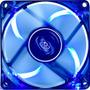 Ventilador Deepcool Wind Blade 120 Led Azul 120mm Para Pc