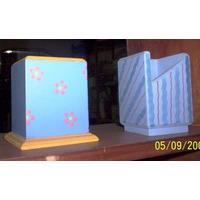 Portalapices Decorativos. Country Diseño Infantil