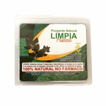 Purgante Natural Limpia Pluss 100% Natural