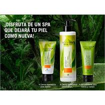 Yanbal Body Spa Linea Uña De Gato Gel Exfoliador Y Crema