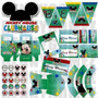 Kit Imprimible La Casa De Mickey Mouse 2x1