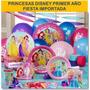 Princesas Disney 1 Año Fiesta Importada Precio Todo Incluido