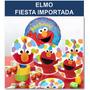 Elmo - Kit Fiesta Importada - Precio Todo Incluido