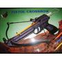 Pistola Ballesta Tiro Con 8 Flechas Crossbow 50 Libras
