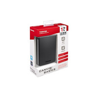 Disco Duro Externo Toshiba 1 Tb Usb 3.0 Modelo 2015 Slim
