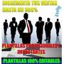 Plantillas Para Vender Tus Productos En Mercadolibre.