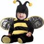 Disfraz Bebé Abejita Lujo Disfraces Animalitos 12-18 Meses