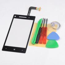 Touch Screen Digitizer Para Htc Windows Phone 8x Part