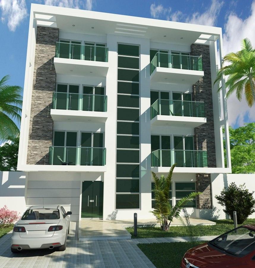 Image gallery edificio apartamentos for Pisos de apartamentos modernos