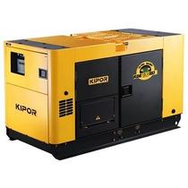 Planta Electrica Kipor 21 Kva Trifásica Con Tablero Digital