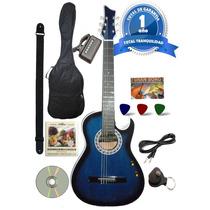 Guitarras Electroacústicas + Afinador+forro+portapick Y Mas