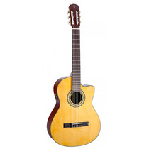 Oferta! Guitarra Electroacustica Palmer Pc13t + Forro Lona