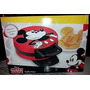 Wafflera Electrica Mickey Mouse